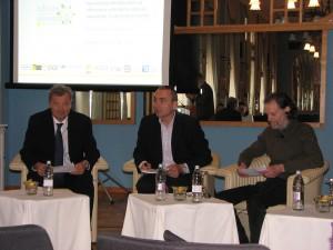 Novinarska konferenca Ljubljana